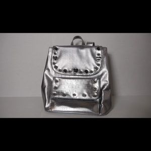 Disney Villian Snow White Silver Backpack
